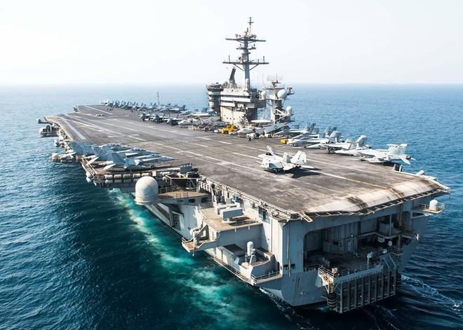 [ẢNH] Siêu tàu sân bay Mỹ trước nguy cơ bị vô hiệu hoá lần 2 bởi dịch Covid-19 ảnh 12