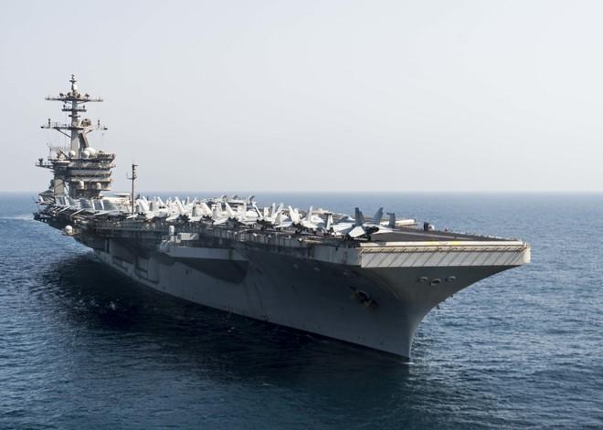 [ẢNH] Siêu tàu sân bay Mỹ trước nguy cơ bị vô hiệu hoá lần 2 bởi dịch Covid-19 ảnh 6
