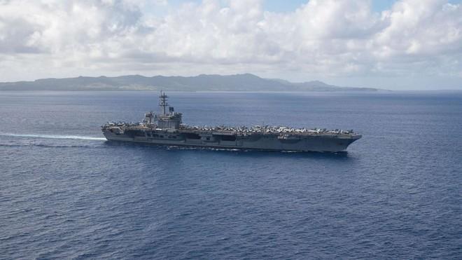 [ẢNH] Siêu tàu sân bay Mỹ trước nguy cơ bị vô hiệu hoá lần 2 bởi dịch Covid-19 ảnh 2