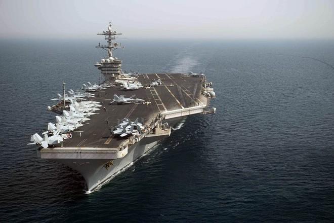 [ẢNH] Siêu tàu sân bay Mỹ trước nguy cơ bị vô hiệu hoá lần 2 bởi dịch Covid-19 ảnh 10