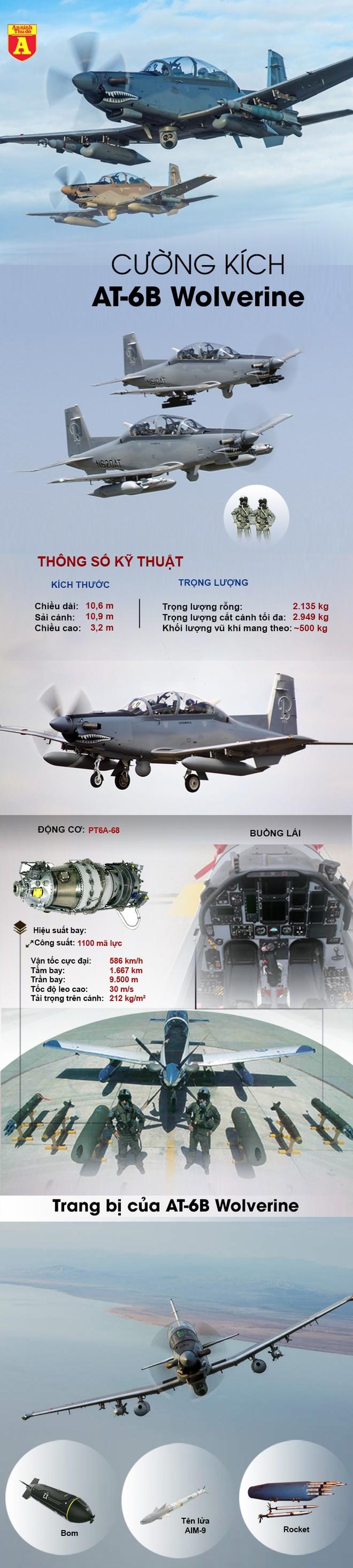 [Info] Chiến đấu cơ Mỹ giá chỉ 10 triệu USD có thể đổ bộ vào Đông Nam Á ảnh 2