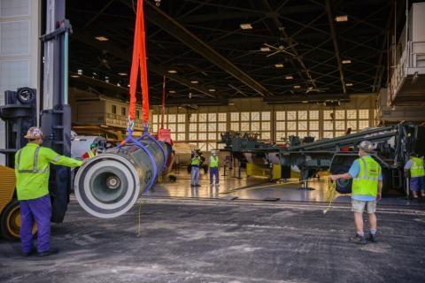 """[Info] Mỹ bất ngờ nâng cấp """"quỷ thần"""" MGM-31 Pershing II từng khiến Liên Xô thất kinh ảnh 2"""