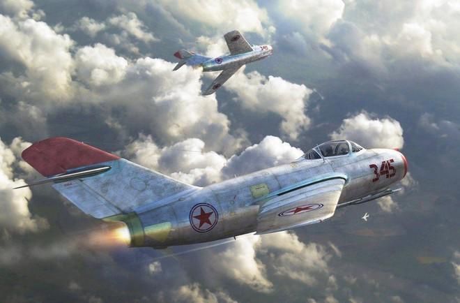 [Info] Bất ngờ phi đội 34 chiếc MiG-15 của Triều Tiên vẫn đang hoạt động sau 70 năm ra đời ảnh 1
