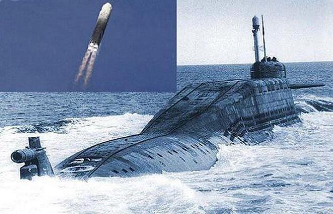 [Info] 'Chiếc bướu hủy diệt' trên lưng tàu ngầm hạt nhân Nga ảnh 2