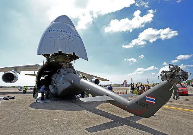 [Info] Trực thăng vận tải đa năng tốt nhất của Nga tiếp tục được nhập về Đông Nam Á ảnh 2