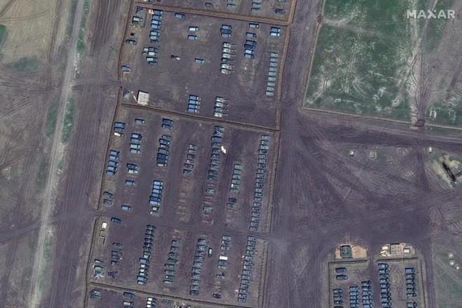 [Info] Cường kích Su-34 Nga đã đến căn cứ không quân Morozovsk ảnh 1