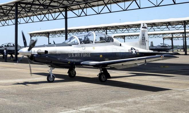 [Info] T-6 Texan II, dòng huấn luyện cơ đắt hàng của Mỹ ảnh 4