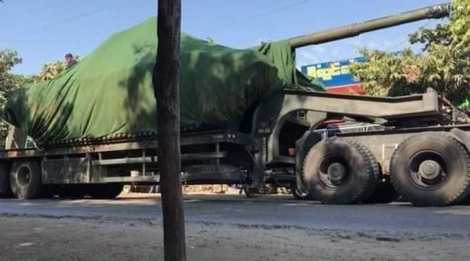 [Info] Myanmar mua xe tăng chủ lực T-90 từ Nga? ảnh 2