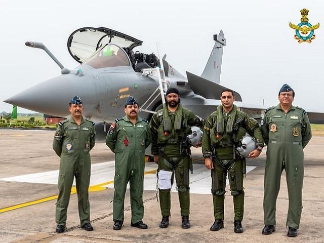 [Info] Ấn Độ điều siêu tiêm kích Rafale tới gần biên giới với Trung Quốc ảnh 3