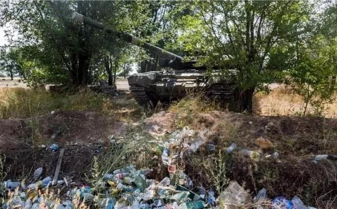 [Info] Sự thật xe tăng T-90 mới của Nga bị 'bỏ rơi' tại bãi rác ảnh 2