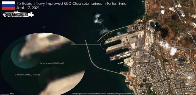 [Info] 4 tàu ngầm Kilo Nga vào vị trí, sẵn sàng bắn tên lửa Kalibr vào phiến quân Syria ảnh 1
