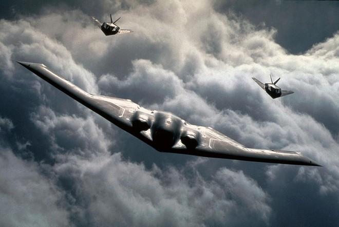 [Info] Phi cơ tàng hình Mỹ đóng giả tên lửa hành trình của đối phương ảnh 1