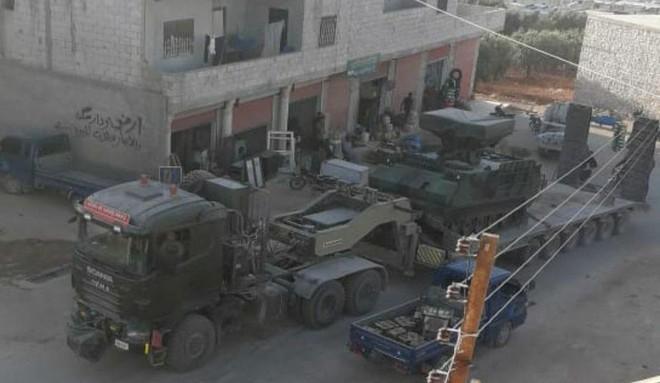 [ẢNH] Hệ thống tên lửa Thổ Nhĩ Kỳ đe dọa bắn rơi cả máy bay Nga tại Syria ảnh 4