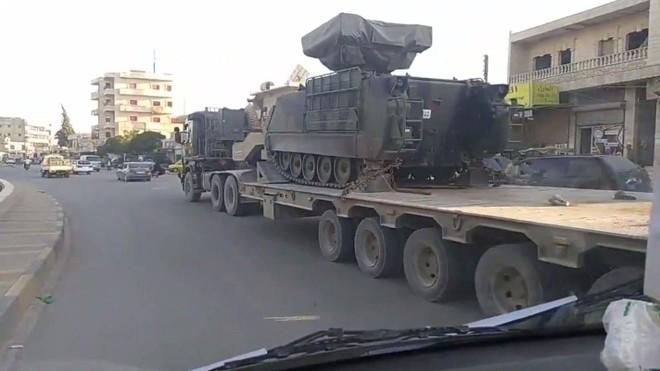 [ẢNH] Hệ thống tên lửa Thổ Nhĩ Kỳ đe dọa bắn rơi cả máy bay Nga tại Syria ảnh 5