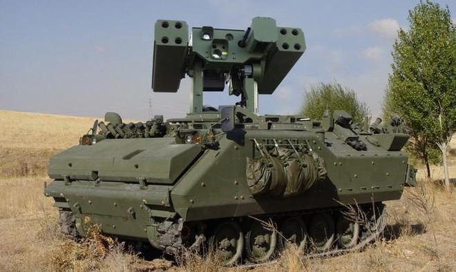 [ẢNH] Hệ thống tên lửa Thổ Nhĩ Kỳ đe dọa bắn rơi cả máy bay Nga tại Syria ảnh 17
