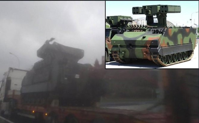 [ẢNH] Hệ thống tên lửa Thổ Nhĩ Kỳ đe dọa bắn rơi cả máy bay Nga tại Syria ảnh 6