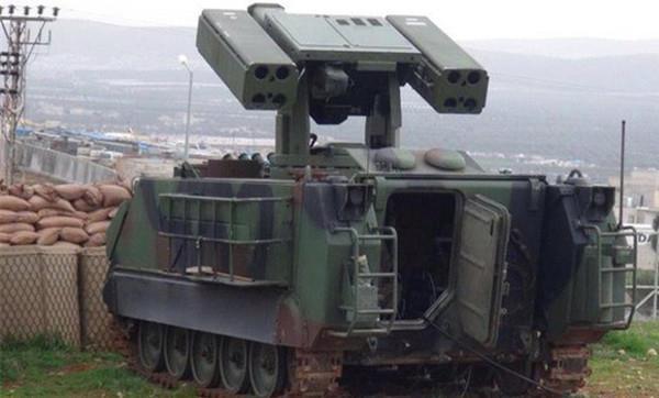 [ẢNH] Hệ thống tên lửa Thổ Nhĩ Kỳ đe dọa bắn rơi cả máy bay Nga tại Syria ảnh 7