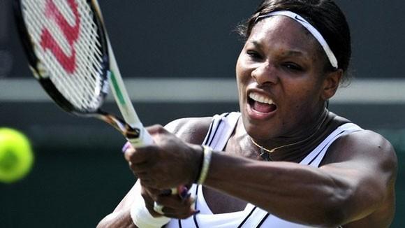 Serena trở thành cựu vô địch ảnh 1