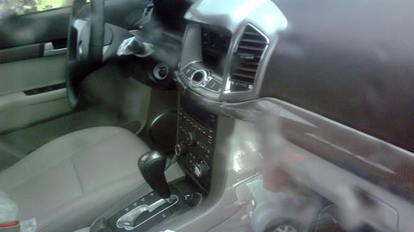 Lộ ảnh Chevrolet Captiva và Orlando MPV 2011 tại VN ảnh 3