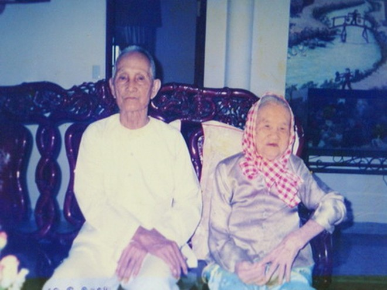 Cụ bà cao tuổi nhất Việt Nam sinh năm 1893 ảnh 4