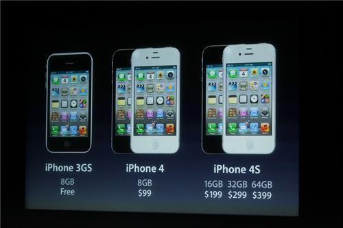 Apple đã đánh mất những gì sau buổi giới thiệu iPhone 4S? ảnh 1