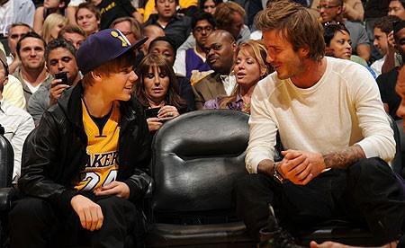 Beckham có học trò nổi tiếng ảnh 1