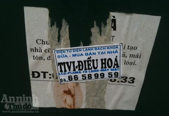 Phát cáu với tem quảng cáo rao vặt ảnh 8