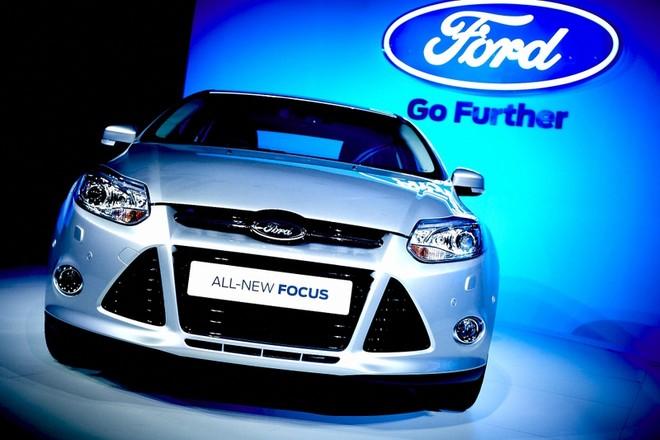 Ngắm Ford Focus phiên bản mới ảnh 2