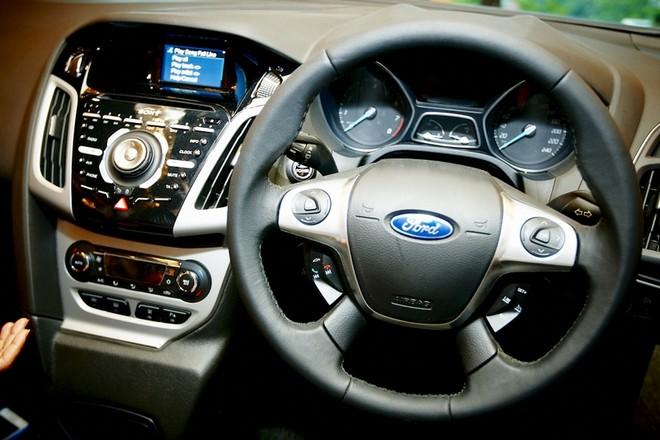 Ngắm Ford Focus phiên bản mới ảnh 3