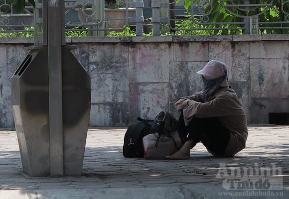 """Chùm ảnh: """"Nin-ja"""" trên phố phường Hà Nội ảnh 14"""