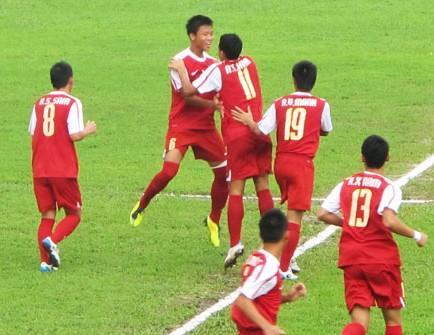 HLV Lê Tuấn Long dẫn dắt ĐT U19 QG dự giải tại Palestine ảnh 1
