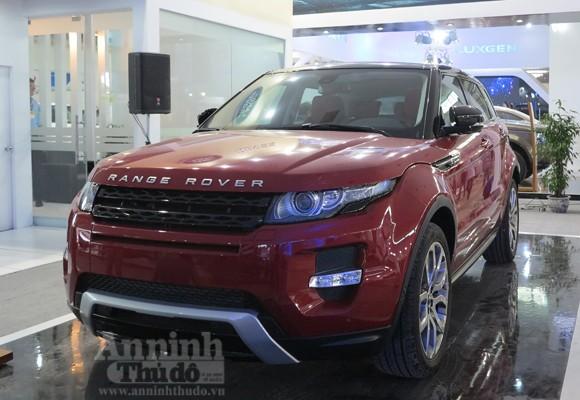 """Hé lộ """"Át chủ bài"""" các hãng, tại Vietnam Motor Show 2012 ảnh 1"""
