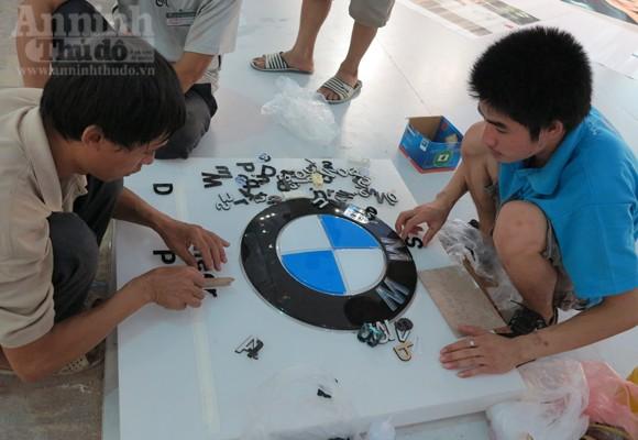 """Hé lộ """"Át chủ bài"""" các hãng, tại Vietnam Motor Show 2012 ảnh 19"""