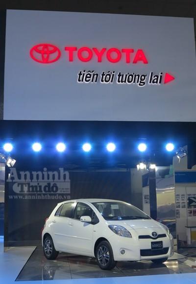 """Hé lộ """"Át chủ bài"""" các hãng, tại Vietnam Motor Show 2012 ảnh 5"""