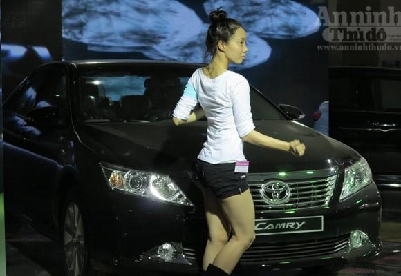 """Hé lộ """"Át chủ bài"""" các hãng, tại Vietnam Motor Show 2012 ảnh 9"""