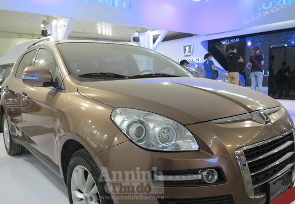 """Hé lộ """"Át chủ bài"""" các hãng, tại Vietnam Motor Show 2012 ảnh 18"""