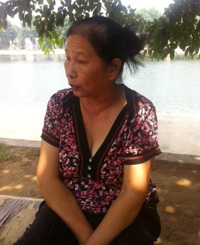 """Sự thực về bà già 83 tuổi """"cơ khổ"""" bên hồ Thiền Quang ảnh 1"""