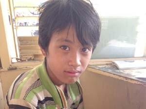 HN: CSGT cứu bé trai 13 tuổi, 5 ngày chưa ăn gì ảnh 1