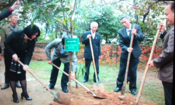Xóm Trường Hạnh- làng sinh thái điển hình ảnh 2