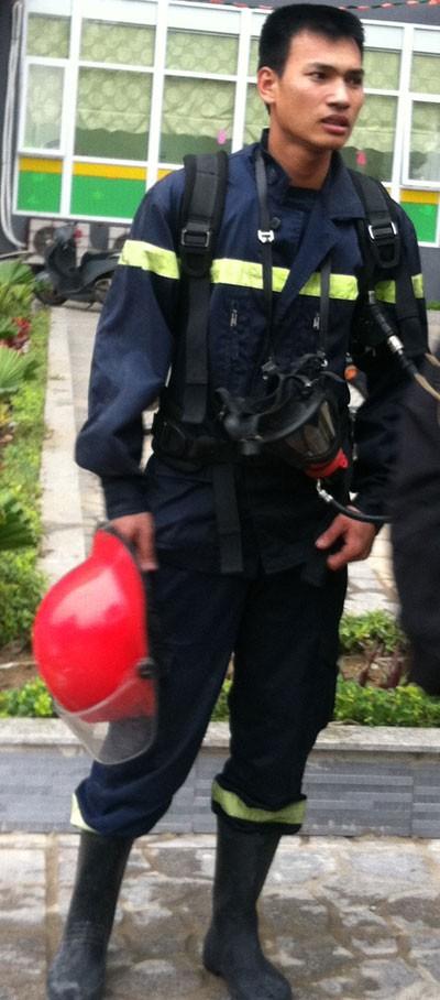 Cháy chung cư 31 tầng, hàng trăm người dân hoảng loạn ảnh 5