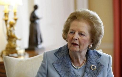 """Cựu Thủ tướng Anh, """"bà đầm thép"""" Thatcher đột tử ảnh 2"""