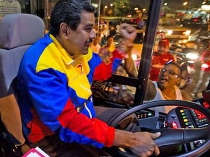 Tổng thống tạm quyền Venezuela Maduro thắng cử ảnh 1