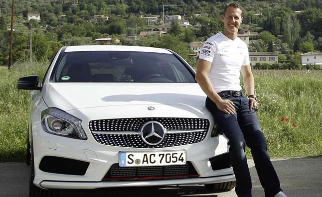 Michael Schumacher làm đại sứ thương hiệu cho Mercedes-Benz ảnh 1