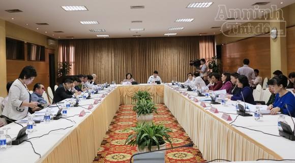 Dự thảo Hiến pháp đã thể hiện được khát vọng, hào khí nhân dân ảnh 1