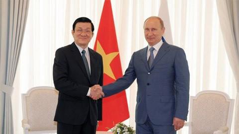 Nga - Việt Nam cùng nhau đi tới chân trời hợp tác mới ảnh 2