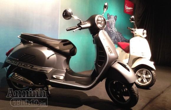 Piaggio Việt Nam chính thức ra mắt Vespa Primavera và GTS Super ảnh 1