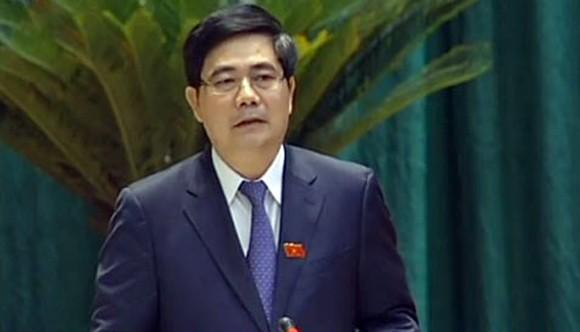 """Đại biểu """"truy"""" Bộ trưởng Cao Đức Phát về tình trạng phá rừng, trồng cao su ảnh 1"""
