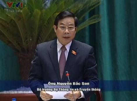 Bộ trưởng Nguyễn Bắc Son: Đẩy mạnh cung cấp thông tin chính thống cho báo chí ảnh 1