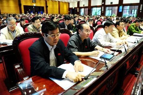Quốc hội chính thức thông qua Hiến pháp sửa đổi ảnh 1