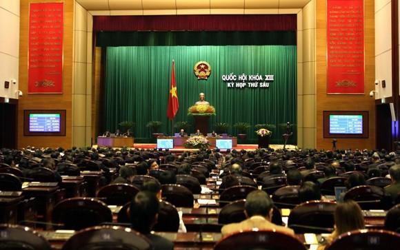 Bế mạc kỳ họp 6, QH khóa XIII- kỳ họp đặc biệt quan trọng ảnh 1